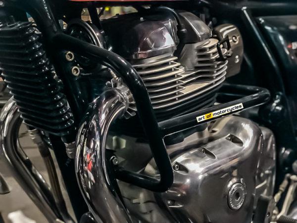 RE Continental GT 650 & Interceptor 650 Engine Guard