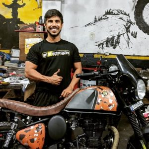 Art of Motorcycles | Zoheb